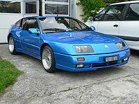 The Car Directory - Renault Alpine GTA/A610 - Profile, Image ...