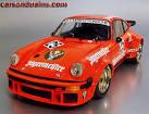 Diecast King Exoto 1976 Porsche 934 RSR Jagermeister