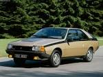 Renault Fuego Turbo wallpaper # 01 of 02, Front Angle, MY 1982 ...