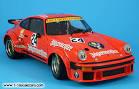 """Porsche 934 RSR """"Jagermeister"""" by Exoto"""