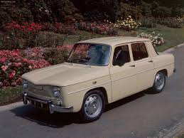 Renault 8 wallpaper # 01 of 01, Front Angle, MY 1962, 1280x960