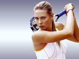 Maria Sharapova - Tennis .