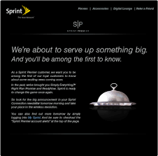 Mysterious e-mail lends credence to Sprint plan changes? | PhoneDog