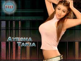 Busty Ayesha Takia to Reduce