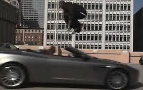 Kobe Bryant Jumps Over A Car?