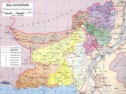 DIVISIONS OF BALUCHISTAN
