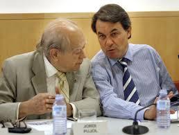 Artur Mas i Jordi Pujol