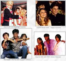 ShahRukh Khan - The Family