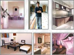 ShahRukh Khan - House Inside