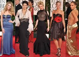 Worst Dressed of Golden Globes