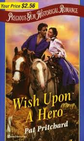 book cover of Wish Upon a Hero by