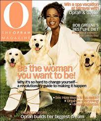 Oprah Magazine: $25 or Less