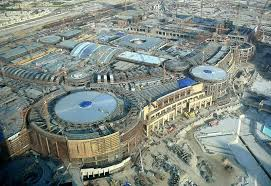Dubai Mall The main attraction