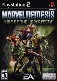 Marvel Nemesis Rise Of The.bilder