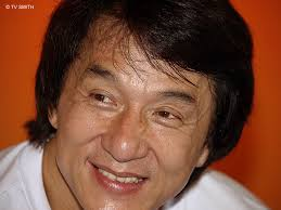 Jackie Chan Up Close