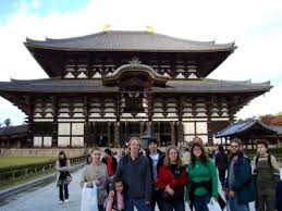 Travel Tour Japan group in
