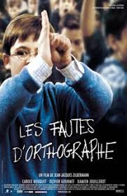 """Afficher """"Les Fautes d'orthographe"""""""