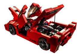 LEGO 8156 Racers Ferrari FXX