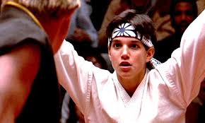 #25 The Karate Kid