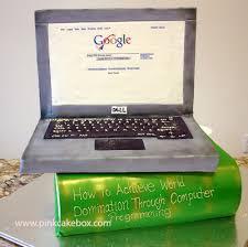 Laptop Birthday Cake | Flickr