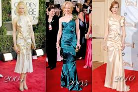 Golden Globes 2011: Dress