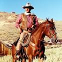 John Wayne Stretched Canvas Print at AllPosters.