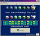 visual lottery analyser softwares - Free download - FreeWares