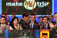 MakeMyTrip valuation doubles after the US debut - Indian Express