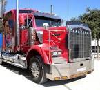 Fond D'ecran Camion Americain. camion américain rouge