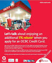 5% rebate at Caltex with OCBC Credit Cards - Promotion - SGRate Forum