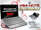 "COMPUSA.COM'S ""WIN A HP NETBOOK A WEEK"" SWEEPSTAKES ~Ends 9/"