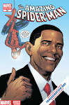 Spider-Man meets … Barack Obama? | Hero Complex – movies, comics ...