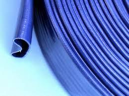 Tuyau PVC clair et unique (PVC Clear Single Hose)