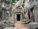 The Architecture of Angkor Wat Ruins: Inspiration for the Vintaj ...