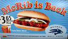 Picture of Mcrib