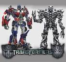 the Transformers TV Series