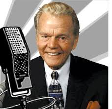 commentator Paul Harvey in 1999,