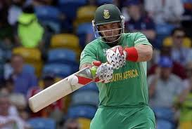 South Africa's opener Jacques