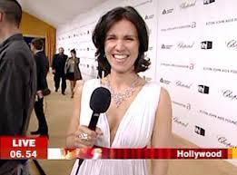BBC reporter Susanna Reid
