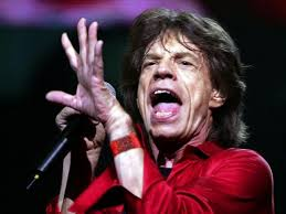 Mick Jagger Grammy Awards