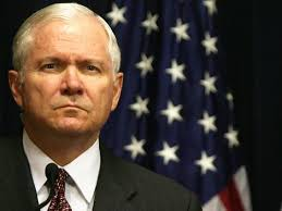 Defense Robert Gates Talks