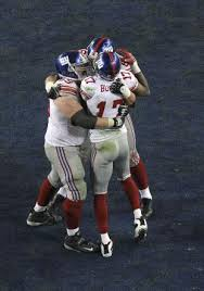Plaxico Burress Celebrates After