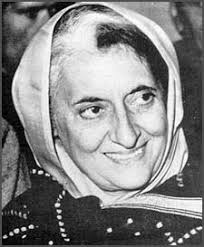 World of Celebrities: Indira Gandhi - Former Prime Minister of India