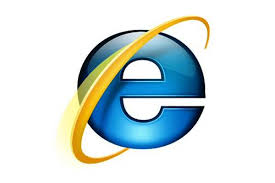 Picture of Internet Explorer