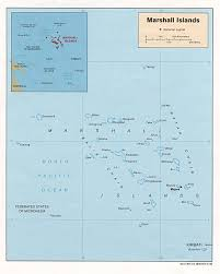 Maps of Marshall Islands