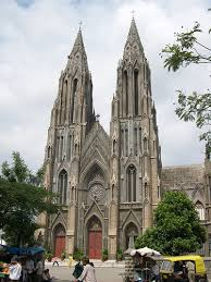 St. Philomena\u0026#39;s Church Mysore