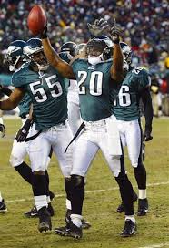 Brian Dawkins - One tough Eagle