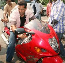 morning when Salman Khan