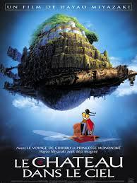 """Afficher """"Le Château dans le ciel"""""""