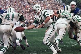 Jets Won Super Bowl III on this day 42 Years Ago!